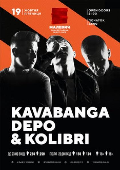 KAVABANGA DEPO & KOLIBRI